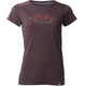 Houdini W's Rock Steady Message Tee Backbeat Brown